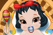Game Snow White Baby Shower