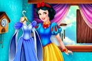 Snow White's Closet Game