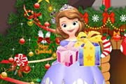 Sofia The First Christmas Tree Game