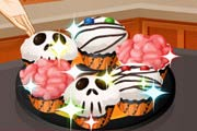 game Spooky Cupcakes