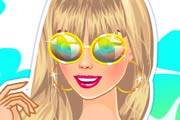 Summer Beauty Dressup Game
