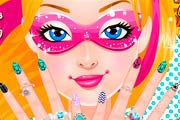 game Super Barbie Super Nails