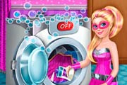 game Superdoll Washing Capes