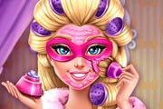 game Superhero Doll Real Makeover