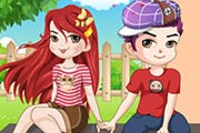 game Sweet Love Valentine Day