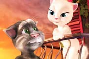 game Talking Tom Cat 4