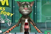 game Talking Tom Drinks Laboratory