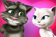 game Talking Tom Valentine