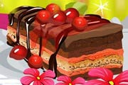 game Tasty Cherry Cake