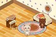 game Teddy Bear Home
