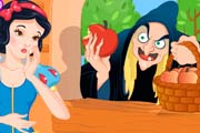 game The Evil Queen`s Spell Disaster