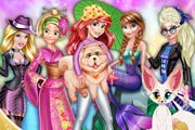 game The New Princesses Style