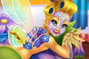 game Tinker Bell`s Tiny Spa