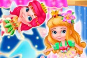 Tooth Fairies Princesses Game