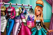 game Tris Superstar Dolly Dress Up
