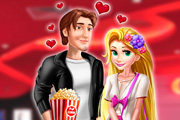 Valentine`s Day Cinema Game