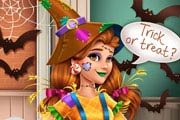 game Victoria`s Halloween Scarecrow Costume