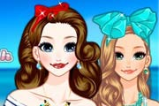 game Vintage Beach Hair Salon