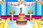 game Wedding Reception Decoration