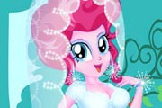 game Wedding salon Pinkie Pie