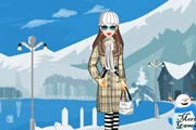 Winter Fashion Dress Up
