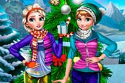 Winter Holiday Fun Game