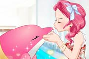 game A Dolphin Kiss