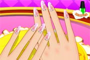 game Alice Manicure Try