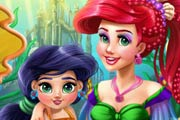 Ariel Mommy Real Makeover