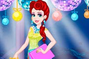 game Ariel Party Shopping Craze