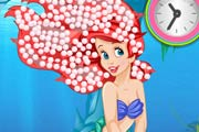 game Ariel Underwater Hair Treatment