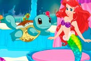 game Ariel Water Pokemon