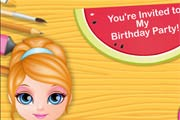 game Baby Barbie Birthday Party