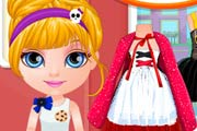 game Baby Barbie Halloween Shopping Spree