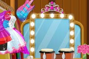 game Baby Barbie In Rock `N Royals