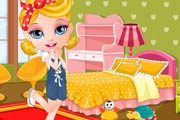 game Baby Barbie My Girly Room Deco