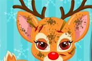 game Baby Barbie Rudolf Injury