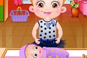 game Baby Hazel Newborn Vaccination