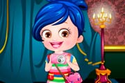 game Baby Hazel Photographer Dressup