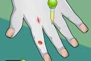 game Baby Monster Great Manicure