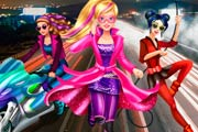 game Barbie Agent Team Dress Up