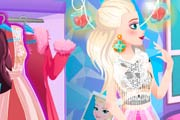 game Barbie And Elsa: Who Wore It Better?
