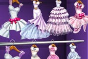 game Barbie And Rapunzel Wedding Dressup