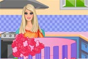 game Barbie Cooking Cake