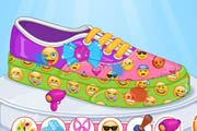 Barbie Design My Emoji Shoes