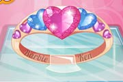 Barbie Engagement Ring Design