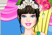game Barbie Homecoming Princess Dress Up