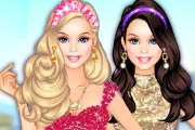 game Barbie Mix And Match 2 Piece Dress