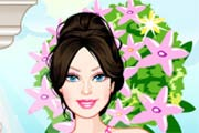 game Barbie Seaside Wedding Dress Up