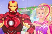 game Barbie Superhero Wedding